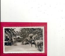 CARTE-PHOTO GLACEE . GIROMAGNY EN HIVERS . Edt GROSBOILLOT A GIROMAGNY . JOLIE CARTE NON ECRITE - Giromagny