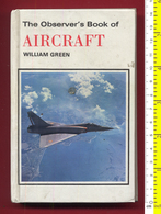 M3-26505 England 1979. The Observer's Book Of Aircraft. 256 Pages. - Livres, BD, Revues