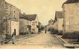 Noroy-le-Bourg (Hte-Saône) Grande-rue Hôtel Du Centre. - Besancon