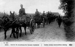 La Grande Guerre 1914 / 1918 - Armée INDIO ANGLAISE - War 1914-18