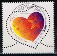 "Frankreich 1999, Michel# 3359 - 3360 O Valentine: Heart With ""I Love You"" - Frankreich"