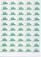 FRANCE - Propagande Du Code Postal Dans Les Années 1970 - L'Horme 42152 Non Gommé - Documents De La Poste