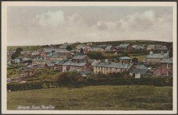 General View, Pensilva, Cornwall, C.1920s - Postcard - England