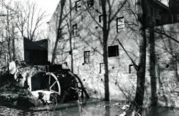 AAIGEM Bij Erpe-Mere (O.Vl.) - Molen/moulin/mill - De Engelse Molen, Nog In Het Bezit Van Zijn Bovenslagrad (1982). - Erpe-Mere