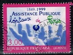 Frankreich 1999, Michel# 3357 O 1849-1999 Public Assistance - Paris Hospitals - Frankreich