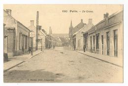 Putte De Grens Oude Postkaart Geanimeerd - Putte