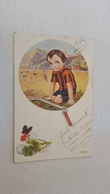 ANTIQUE POSTCARD HOKEY BY CHANTECLER USED NOT CIRCULATED - Postkaarten