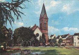 Troisdorf - Evangel.kirche 1969 - Troisdorf