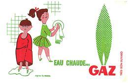 G G/Buvard Gaz  (N= 3) - Electricité & Gaz