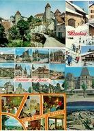 Région BOURGOGNE - FRANCHE COMTÉ - Lot De 600 Cartes - Cartoline