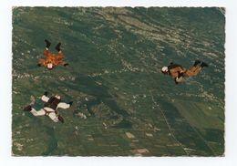 PORTUGAL Postcard 1960 Years TANCOS Paratroops Parachutist - Santarem