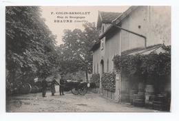 BEAUNE (21) - F. COLIN BAROLLET - VINS DE BOURGOGNE - Beaune