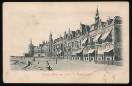 VLISSINGEN  GRAND HOTEL MET VILLA'S - Vlissingen