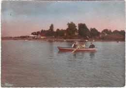 71. Gf. TORCY. Vue Générale Sur Le Lac. 7 - Francia