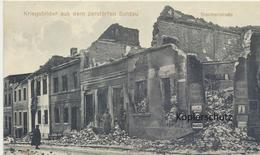 AK Soldau, Bleichenstrasse - Neumark