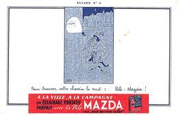 Pi M/ Buvard Pile MAZDA (N= 015) - Accumulators