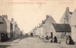 LA CHAPELLE-EN-SERVAL GRANDE RUE - Andere Gemeenten