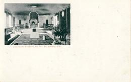 Les Cœurs Sincères No 141  St. Thomas . D.W.I  Peut être Temple Maçonnique ?  Cpa - Vierges (Iles), Amér.