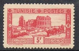 TUNISIE N°178 N* Dentelé 11 - Tunisia (1888-1955)