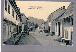 BOSNIA Konjic Hauptstrasse 1914  OLD POSTCARD 2 Scans - Bosnia Erzegovina