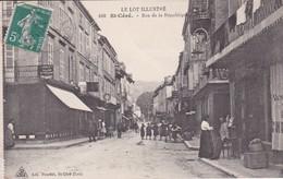 [46] Lot > Saint-Céré Rue De La République - Saint-Céré