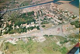 34 - MARSEILLAN PLAGE - VUE AÉRIENNE - Marseillan