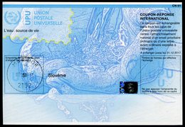 SLOVÉNIE   20130815   Coupon Réponse International / International Reply Coupon - Slovenia