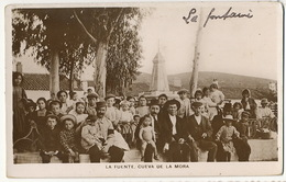 La Fuente Cueva De La Mora La Fontaine Enfants - Spanje