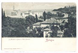 Bologna - S. Michele In Bosco E Villa Ravadin. 1912 - Bologna