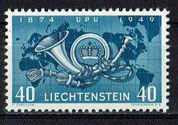 Liechtenstein 1949 // Mi. 277 * - Liechtenstein