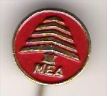 ältere Anstecknadel MEA - Middle East Airlines - Luftfahrt