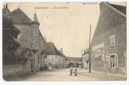 CPA Jura - 39 - CHAUSSIN - Francia
