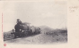 Afrique > Djibouti Train A La Frontière Au M 90 - Djibouti
