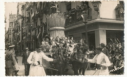 Real Photo Fiestas W. Traver Wamba El Rueco - Castellón