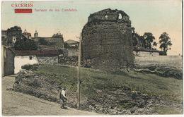 Caceres Torreon De Las Candelas  Edicion Ramos Valladolid - Cáceres