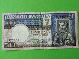 50 Escudos 1973 - Angola