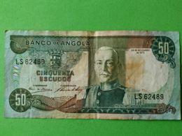 50 Escudos 1972 - Angola