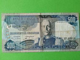 500 Escudos 1972 - Angola