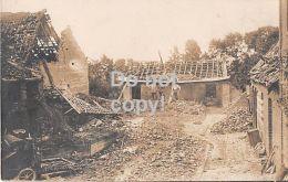 62 Monchy-le-Preux -  Carte Photo Allemande - Guerre 1914 - 1918 - France