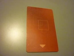 China Beijing Novotel Peace Hotel Room Key Card - Cartes D'hotel