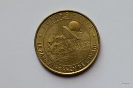 JETON MONNAIE DE PARIS FUTUROSCOPE 2000 MEDAILLE COLLECTION NATIONALE POITIERS 86 - Monnaie De Paris
