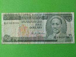 5 Dollari - Barbados