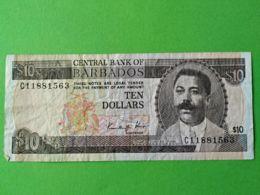 10 Dollari - Barbados