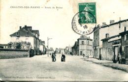 N°65220 -cpa Chalons Sur Marne -route De Reims- - Châlons-sur-Marne