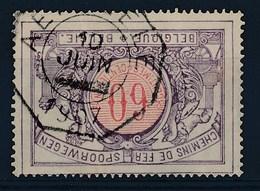 """TR 37  - """"AERSEELE"""" - Telegraafstempel - (ref. 24.898) - 1895-1913"""