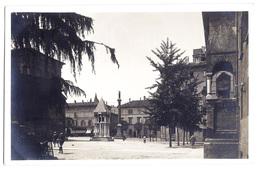 Bologna - Piazza S. Domenico E Tomba Di Rolandino Dei Passeggeri. 1928 - Bologna