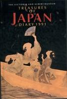 Agenda Japonais 1991  Japan Diary 1991 - Calendriers