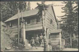 Ansichtskarte  Reißtalerhütte  Rax - Ansichtskarten