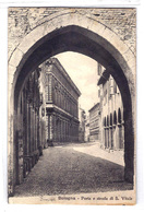 Bologna - Porta E Strada Di S. Vitale. 1915 - Bologna