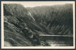 Norway Spitsbergen RP Postcard. Hornviken Nordkap - Norway